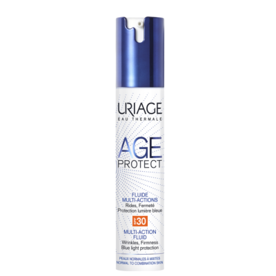 URIAGE AGE PROTECT FLUIDE DE JOUR MULTI ACTIONS SPF30 40ML