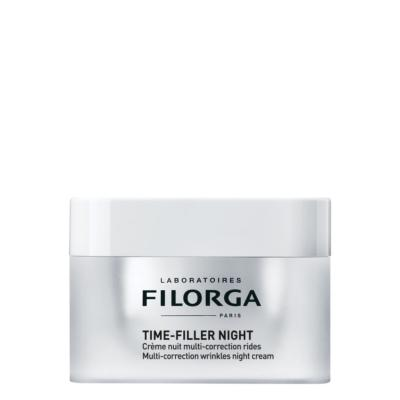 FILORGA TIME FILLER NIGHT CREME NUIT MULTI-CORRECTION RIDES 50ML