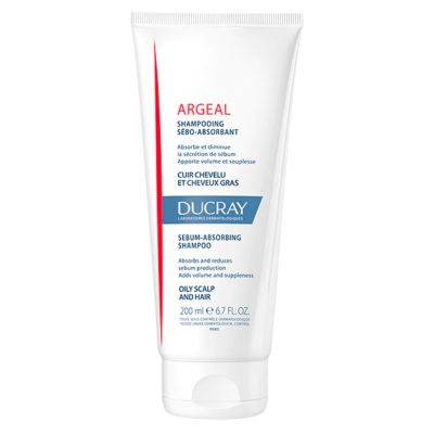 DUCRAY ARGEAL SHP 200ML