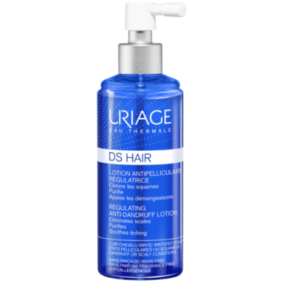 URIAGE DS LOTION SPRAY ANTIPELLICULAIRE REGULATRICE 100ML