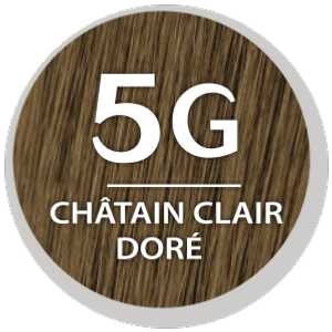 COLOR & SOIN COLORATION PERMANENTE CHATAIN CL DORE 5G