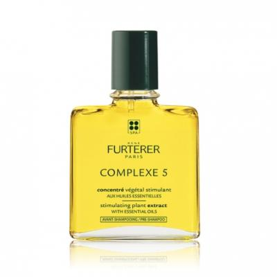FURTERER COMPLEX 5 VEGETAL STIMULANT FLACON 50ML