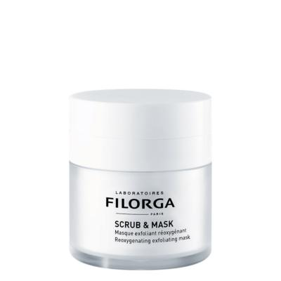 FILORGA SCRUB & MASK  MASQUE EXFOLIANT ET REOXYGENANT 55ML
