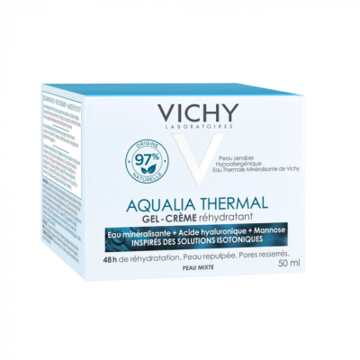 VICHY AQUALIA GEL CREME POT 50ML