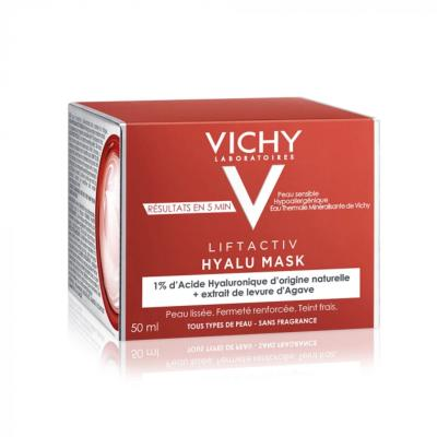 VICHY LIFTACTIV HYALU MASK POT 50ML