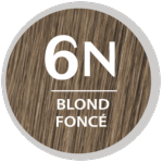 COLOR & SOIN COLORATION PERMANENTE BLOND FONCE 6N