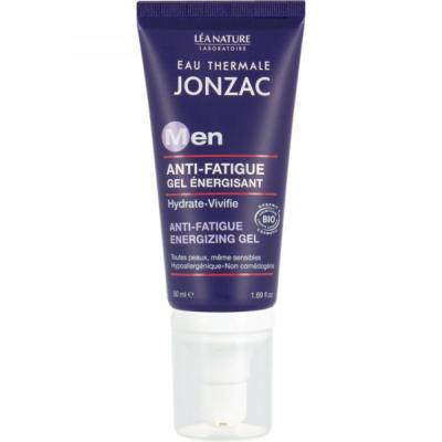 JONZAC MEN GEL ENERGISANT ANTI-FATIGUE 50ML