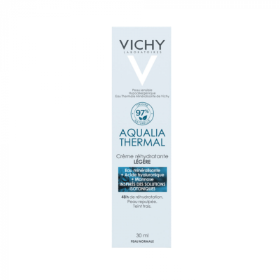 VICHY AQUALIA CREME LEGERE TUBE 30ML