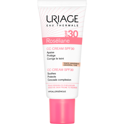 URIAGE ROSELIANE CC CREAM SPF30 TEINTE UNIVERSELLE 40ML