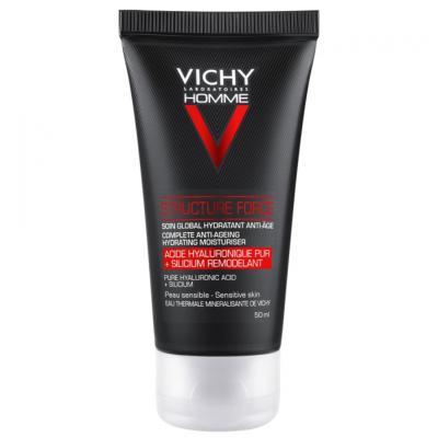 VICHY HOMME STRUCTURE FORCE ANTI AGE 50ML