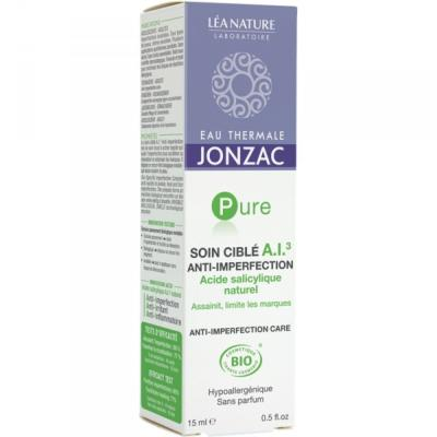 JONZAC PURE SOIN CIBLE ANTI-IMPERFECTION 15ML